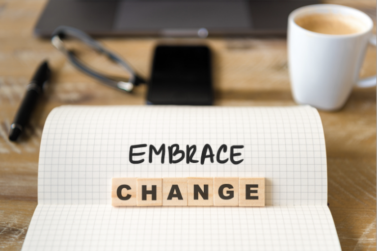Embracing Change 1